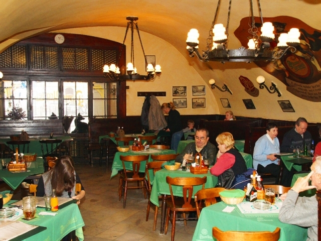 ресторани Праги - U dvoukocek