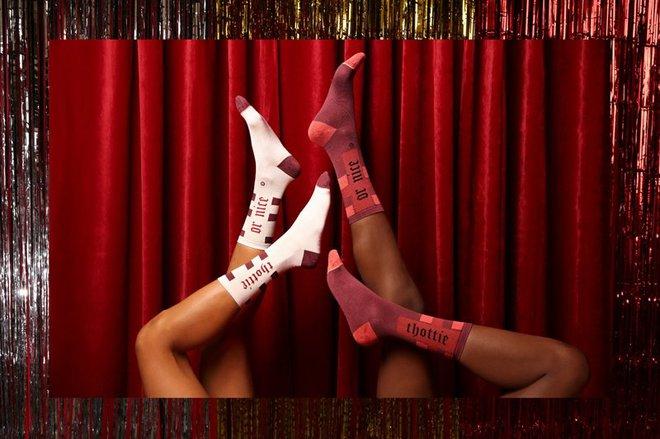 Ріанна колекція різдвяних шкарпеток