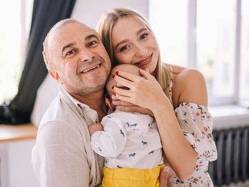 Катерина Репяхова та Віктор Павлік з сином