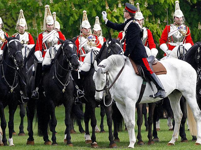 Підготовка до королівського весілля