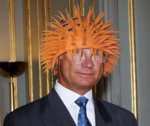 Приколы над шведским президентом