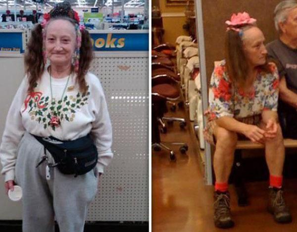 Модники супермаркетов