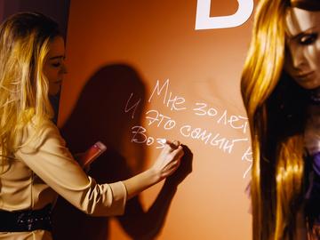 """""""Антикастинг"""": в   Киеве прошла первая мультимедийная выставка  о настоящей красоте"""