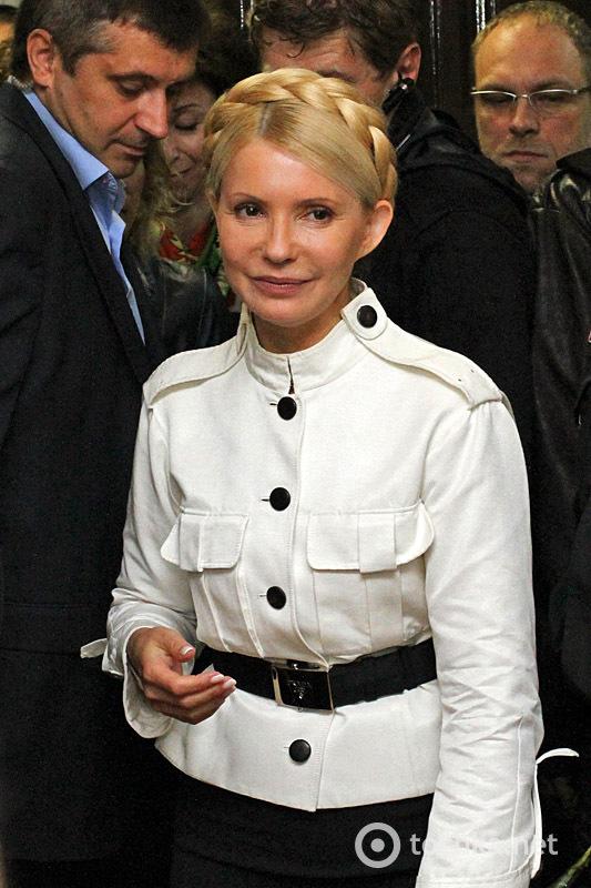 Лучшие образы Юлии Тимошенко