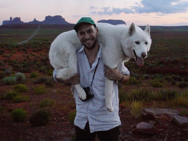 Джон і його вовк