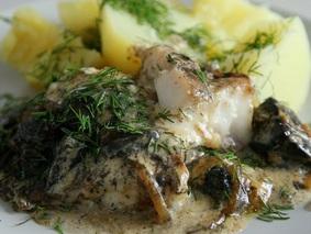 Рыба по-украински