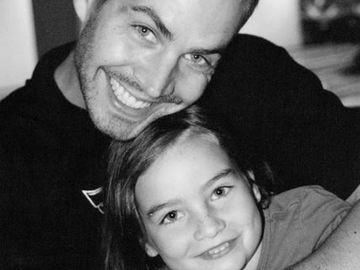 Пол Уокер с дочерью Мидоу