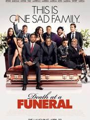 Смерть на похороні