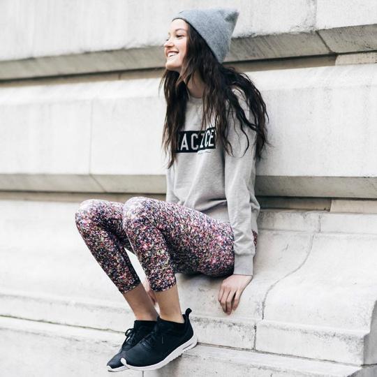 Что модно весной 2016: athleisure тренд