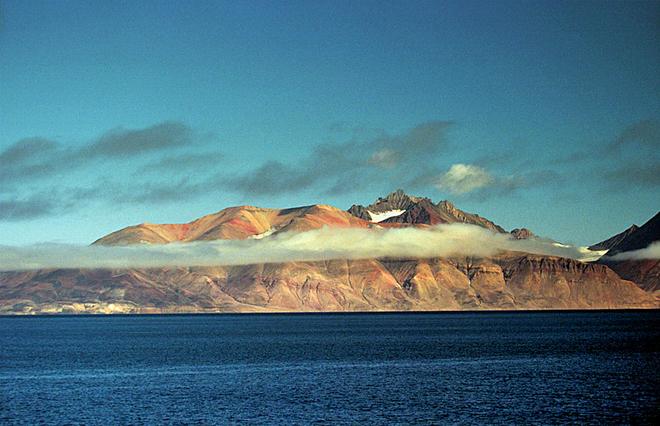 Национальные парки мира: Северо-Восточный Гренландский национальный парк