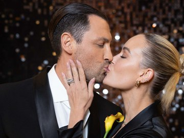 Макс Чмерковський з дружиною Пітою