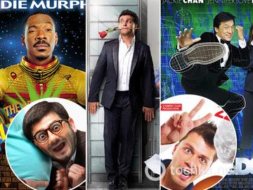 Актори, які виглядають на всіх постерах однаково