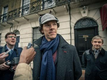 Шерлок Холмс в кино
