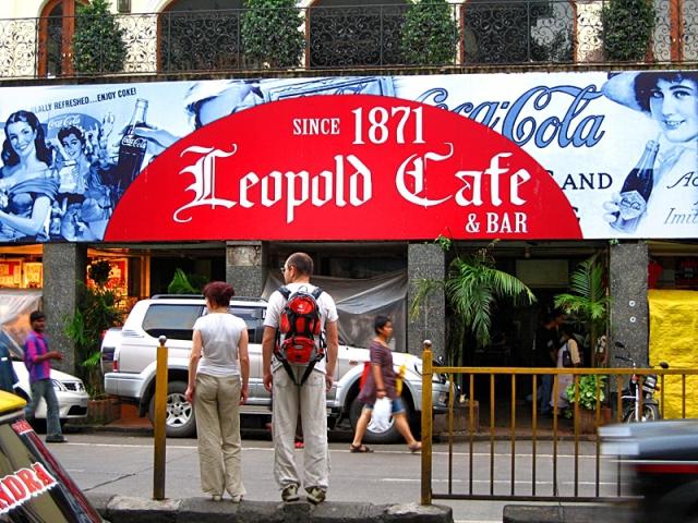 Достопримечательности Мумбаи: кафе «Леопольд»
