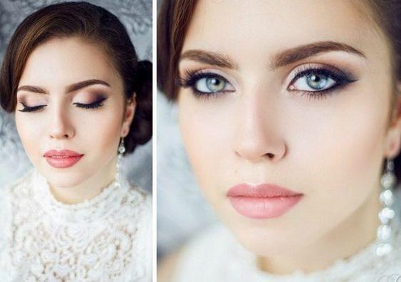 Ідеї весільного макіяжу: основні тренди