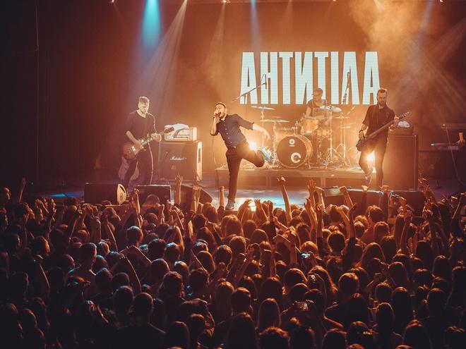 """Концерт """"Антитіла"""" в Sentrum"""