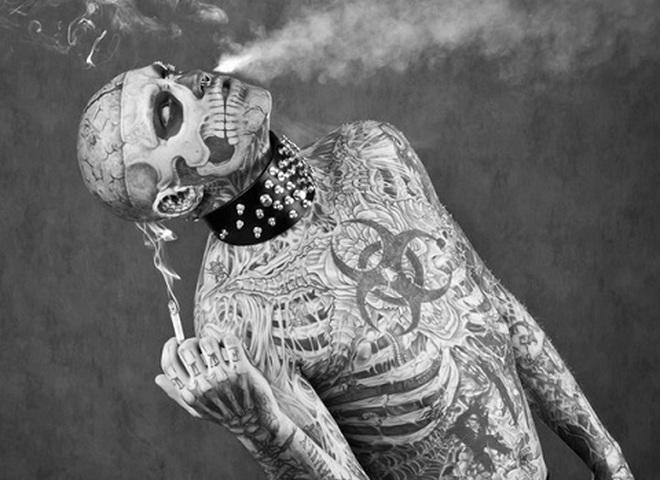 Зомбі бій: кращі фотосесії
