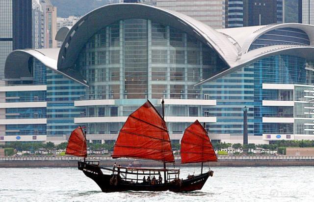 Достопримечательности Гонконга: гавань Виктория