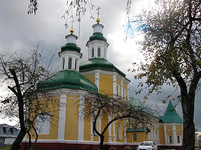 Тур выходного дня: Чернигов