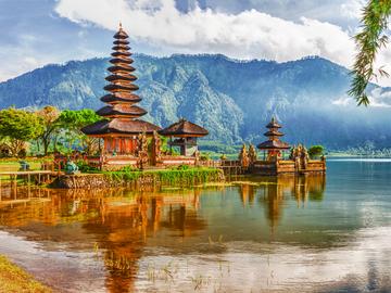 ТЕСТ: Індонезія