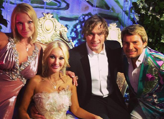 Весілля Лери Кудрявцевої