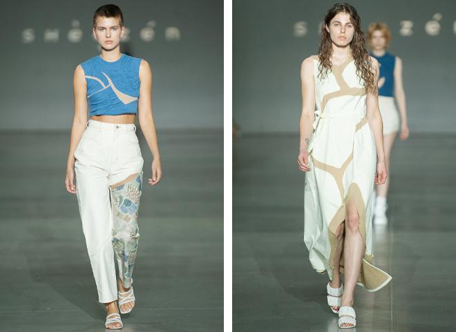 Бренд Sheezen: New Names на Ukrainian Fashion Week noseason sept 2021