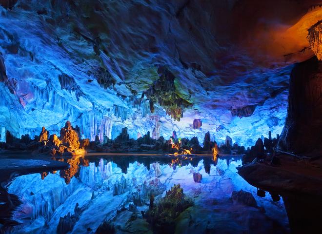 ТОП-5 самых удивительных пещер мира
