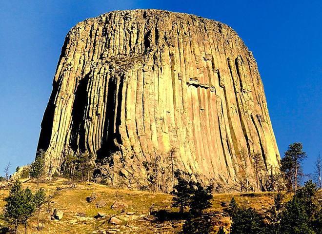 Нереальные геологические образования