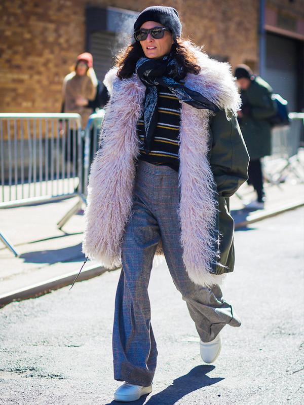 C чим носити парку: стильні streetstyle-ідеї (фото)
