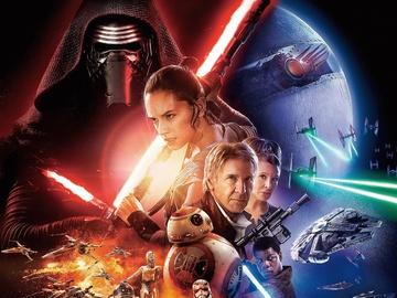 Зоряні війни. Пробудження сили