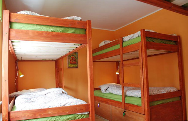 Дешевые хостелы Гданська: Hostel Mamas&Papas