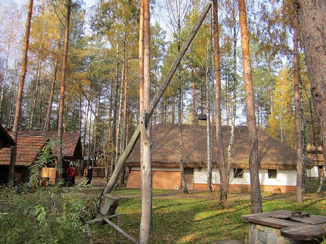 Куда съездить на выходные: этнографический комплекс Украинское село