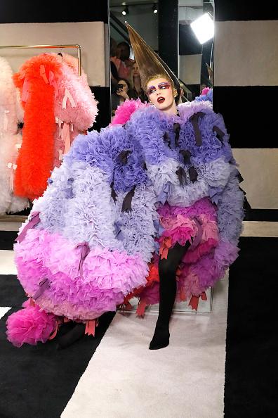 Роботи Томо Кіодзумі на New York Fashion Week 2020