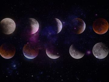 Лунный календарь на ноябрь 2016