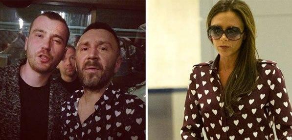 Шнуров против Виктории Бэкхем