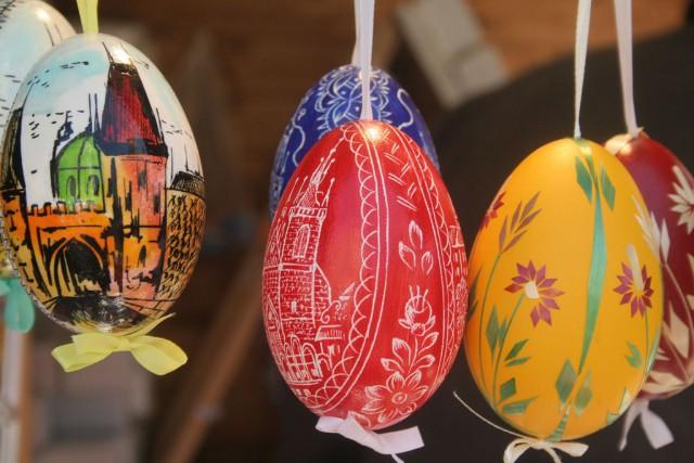 Необычные идеи для пасхальных яиц