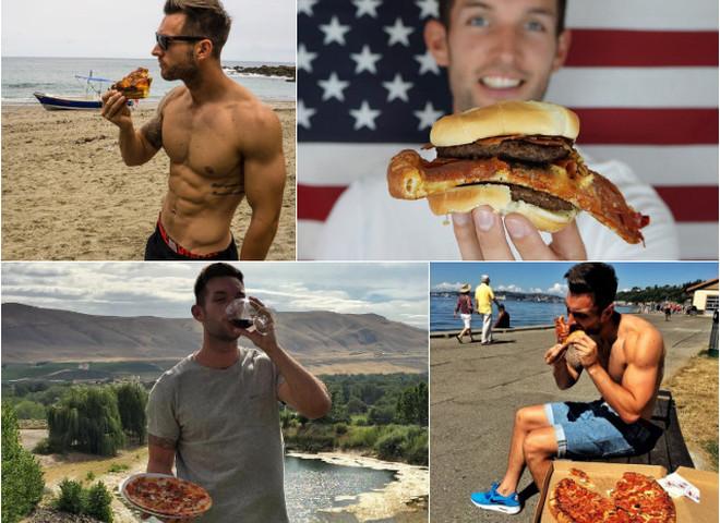 Когда очень любишь пиццу: путешественник ведёт Instagram о пицце со всего мира