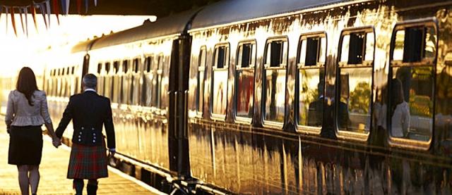 Найцікавіши тріпи на поїздах: Потяг «Королівський шотландець» - Шотландія