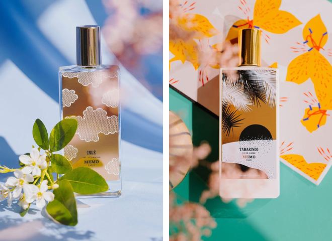 Новые коллекции ароматов лета 2021