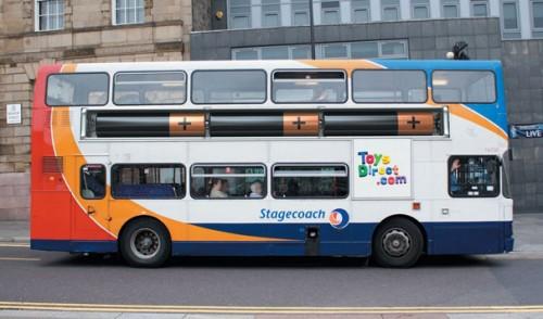 Автобус на батарейках