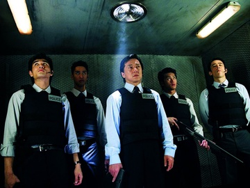 """Нова поліцейська історія"": перша драматична роль Джекі Чана"