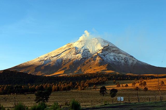 Подорожі до вулканів: Вулкан Попокатепетль