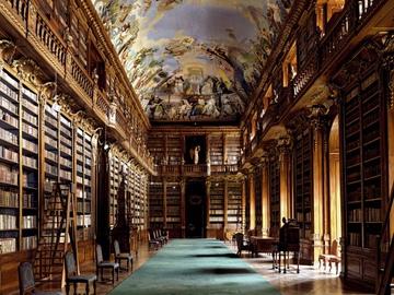 найкрасивіші бібліотки