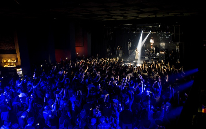 Концерт DETACH в Києві