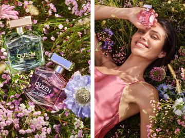 Аромати Queen of Seduction та Queen of Seduction Lively Muse — Antonio Banderas Perfumes