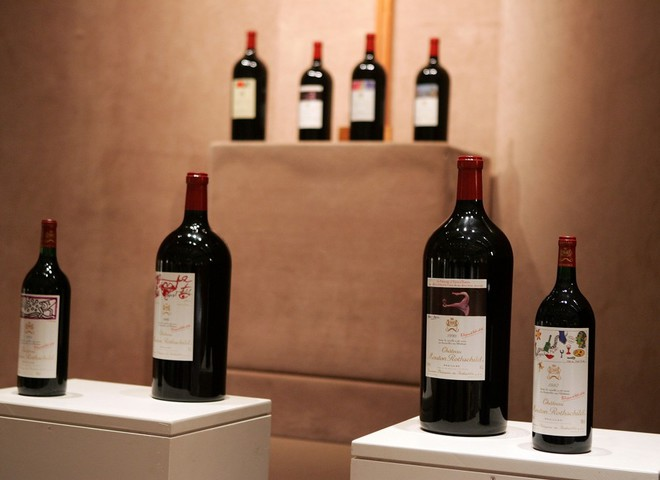 Французские вина: дешевле не бывает