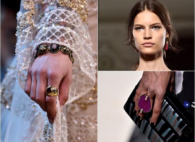 Кращі прикраси на Тижні моди в Парижі