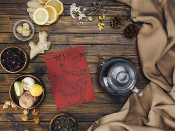 Чай в домашних условиях