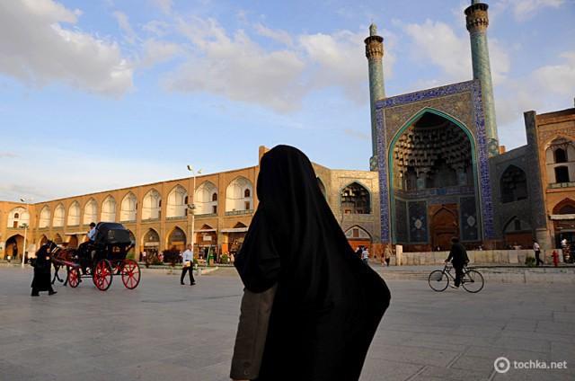 Страны, где не празднуют Новый год. Иран