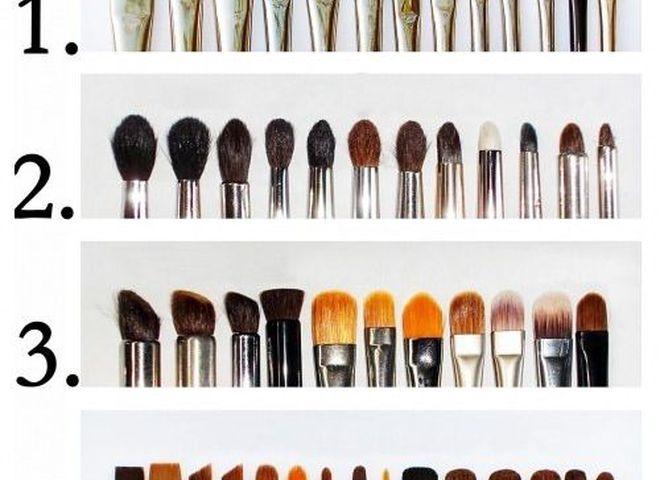 Кисті для макияжу